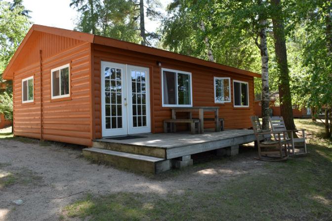Cabin 3 - Exterior