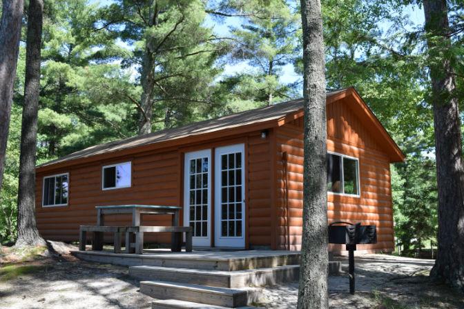 Cabin 5 - Exterior