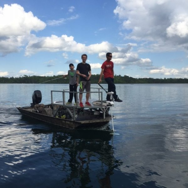 Mitchell's Boat